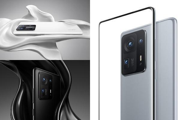 小米MIX 4全面屏手机、小米平板5系列细节公开!陶瓷机身绝美登场