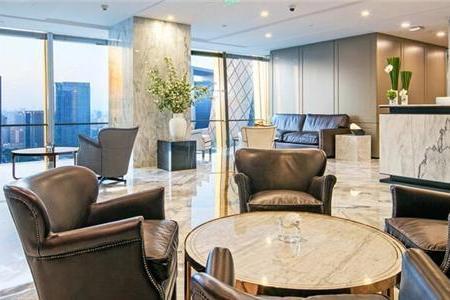 驱动办公室服务引擎,助力企业发展,TEC北京灵活办公空间