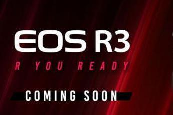 佳能EOS R3定价比之前传闻的还要贵3000元?