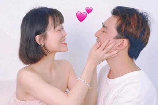 网恋结婚后的生活是怎样的?@橙子和飞机 用短视频演绎当代情侣的日常