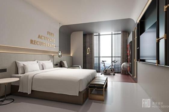 YUE燃新生缤跃酒店全球发布会|中国首家360度健康运动中高端生活方式酒店