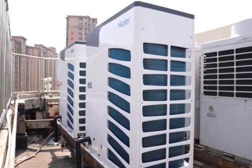 好品质带来回头客!青岛市立医院焕新中央空调首选海尔