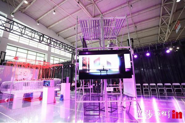 用科技为艺术加冕,三星电视亮相2021北京设计周