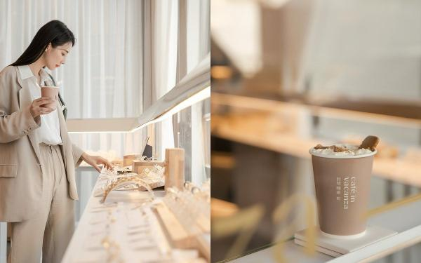 中山站新地标!VACANZA全新「Café in VACANZA假期咖啡馆」打卡拍照热点+1!