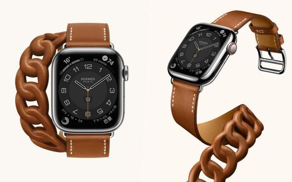 Apple Watch Hermes系列表款全新登场!爱马仕表带新色超美、款款想买!