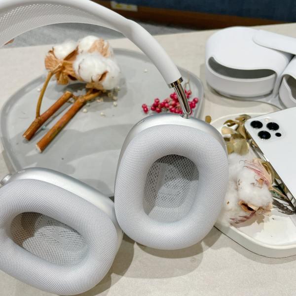 APPLE最强旗舰级无线耳罩式耳机「AirPods Max」7大看点,果粉必收藏!