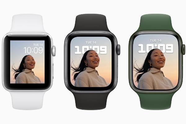 2021 APPLE秋季发表:Apple Watch S7荧幕大20%、耐用度高,Hermès也有新款