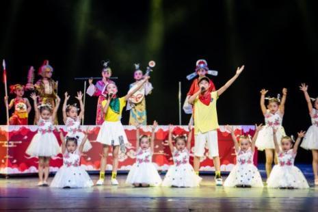 说演唱跳样样齐!广州市第四届少儿艺术大赛在即