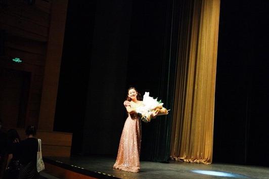 国际钢琴家胡雪莎展大师风采 深圳音乐会圆满落幕