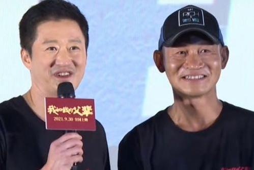 吴京大赞余皑磊,称他进组3月拍电影不要片酬,连称自己赚到了