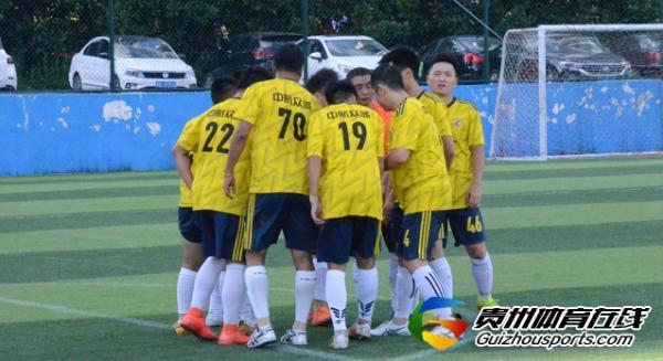 银利·星耀FC(B队)2-1幽灵 陈鹏取得进球