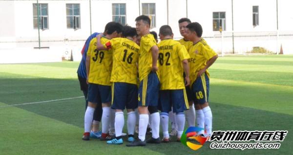 银利·星耀FC(B队)4-2南国雪狼 陈鹏梅开二度