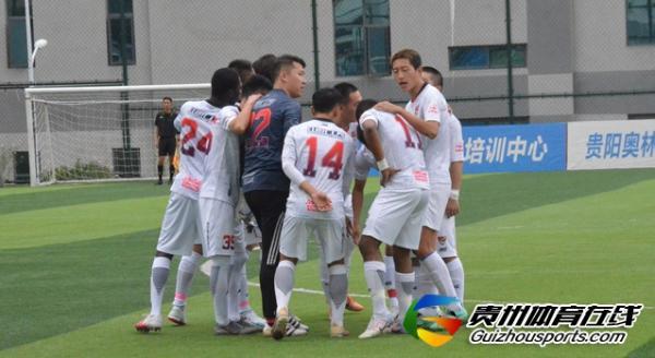 GOPLAY玩去生活2-3红润化工 刘明取得进球