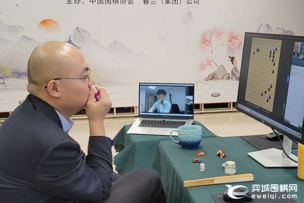 正直播春兰决赛第二局 唐韦星VS申真谞 大胖AI解说