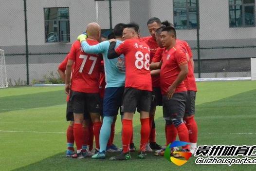 贵州一龙1-1福电98 程熹取得进球