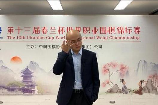 赛后采访唐韦星落泪:感觉到自己棋力衰退很难受