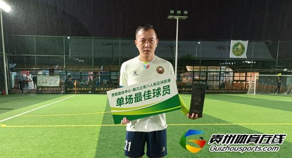 贵阳市八人制足球乙级联赛 蹴鞠1-2黔西Mei文化
