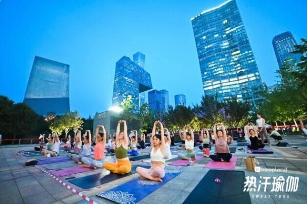 Keep热汗瑜伽官方导师赵没力:千百次的课程打磨,只为向更多人传递瑜伽能量
