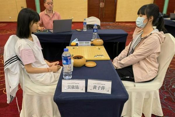 白水苹果杯女子国手赛预选开战 首轮吴依铭等晋级