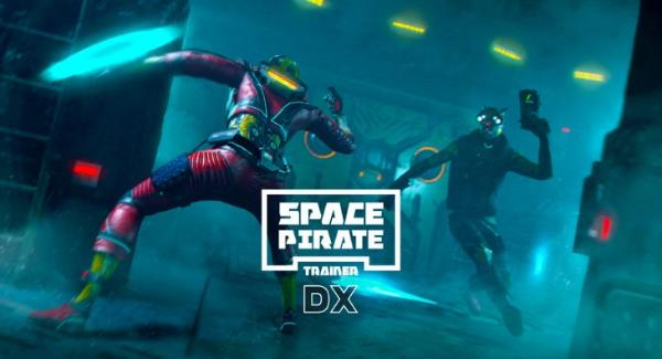 VR射击游戏「太空海盗训练师 DX」9月9日登陆Oculus Quest