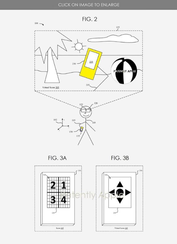 苹果设想将iPhone用作VR游戏手柄