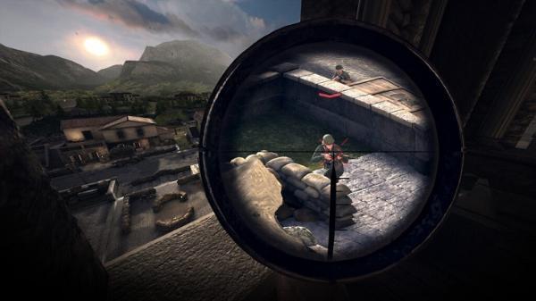 VR射击游戏「狙击精英VR」发布重大更新