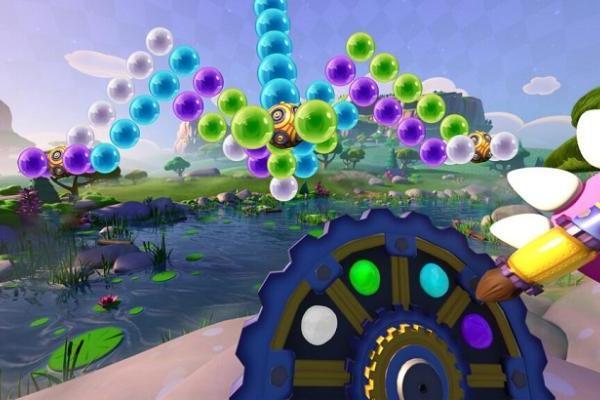 PSVR游戏「Puzzle Bobble VR:Vacation Odyssey」即将发布