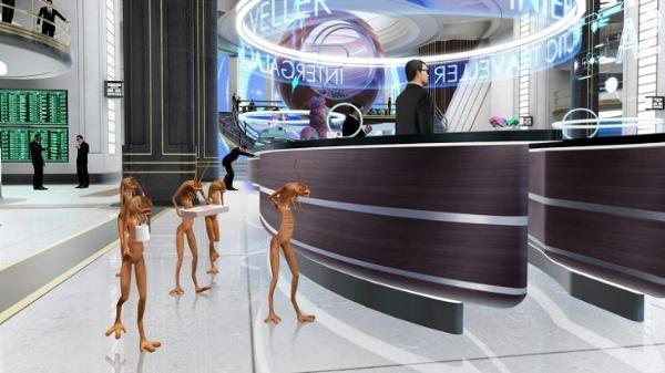 LBE VR体验「黑衣人:首发任务」10月1日上市