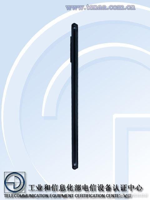 小米CC11入网:超薄机身、小米11同款设计