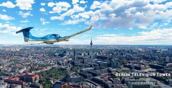 模拟飞行游戏「微软模拟飞行」发布Update 6更新