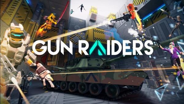 App Lab免费VR射击游戏「Gun Raiders」即将正式登陆Oculus Store