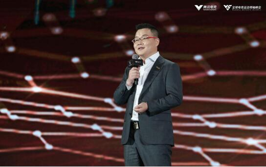 iQOO冯宇飞:将携手腾讯电竞参与《移动电竞硬件技术标准》定制
