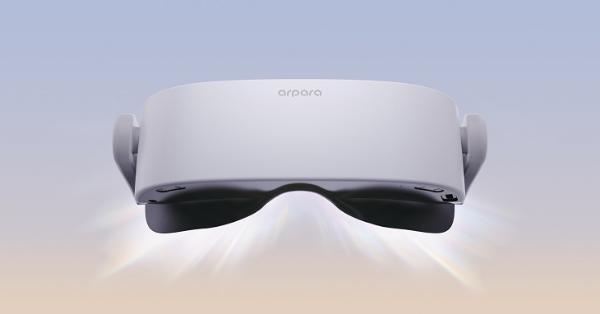 arpara 5K VR头显9月15日正式发货,官方首批用户开箱打卡活动开启