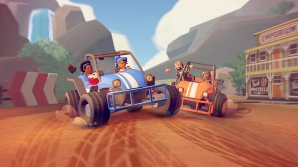Rec Room即将发布VR卡丁车游戏「Rec Rally」