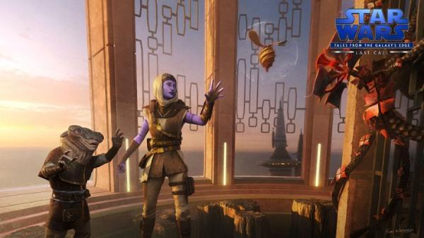 「星球大战:银河边际传说-最后的召唤」将于9月15日登陆Oculus Quest