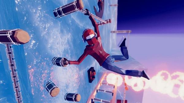 VR攀岩游戏「急速攀岩」登陆奇遇3,免费享受极限运动乐趣