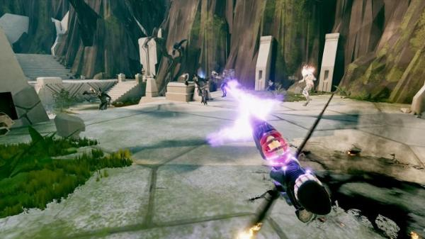 VR射击游戏「Outlier」demo版已上线Steam