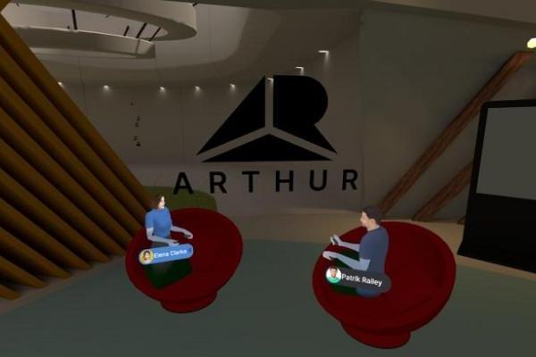 支持70人在线会议:VR协作应用「Arthur」Professional beta版发布