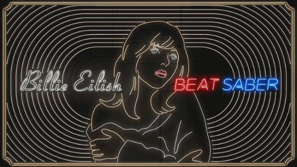 """支持Oculus、SteamVR玩家跨平台竞技:「Beat Saber」DLC""""Billie Eilish""""9月21日发售"""