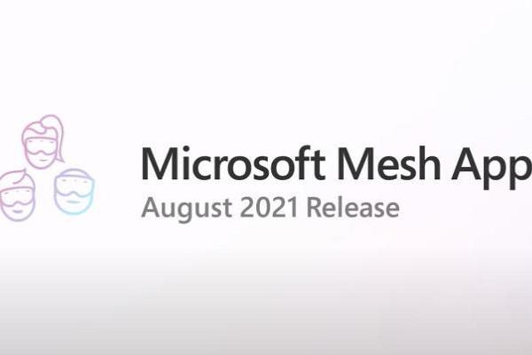 新增眼睛注视交互功能:微软发布MR应用「Microsoft Mesh」最新版