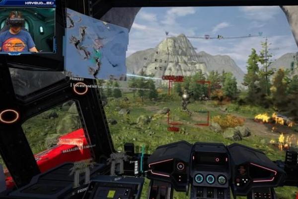 「机甲战士5:雇佣兵」VR MOD已发布
