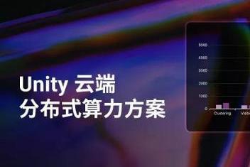 加速布局元宇宙,解放本地算力!Unity正式发布「Unity云端分布式算力方案」