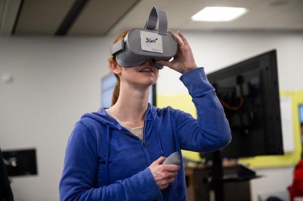 拨款19.17万美元,美奥本大学将于明年实施VR教育项目