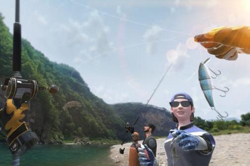 "VR休闲游戏「Real VR Fishing」""Year 2 Update""更新即将发布"