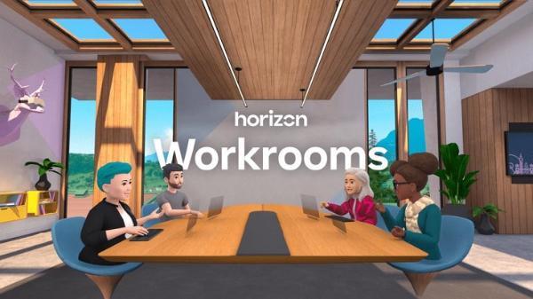 Facebook「Horizon Workrooms」增加了对 Apple M1 Mac的支持