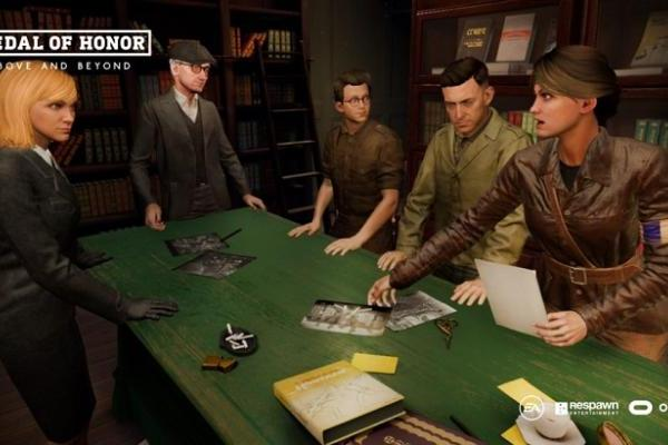 VR射击游戏「荣誉勋章:超越巅峰」Oculus Quest 2版即将发布