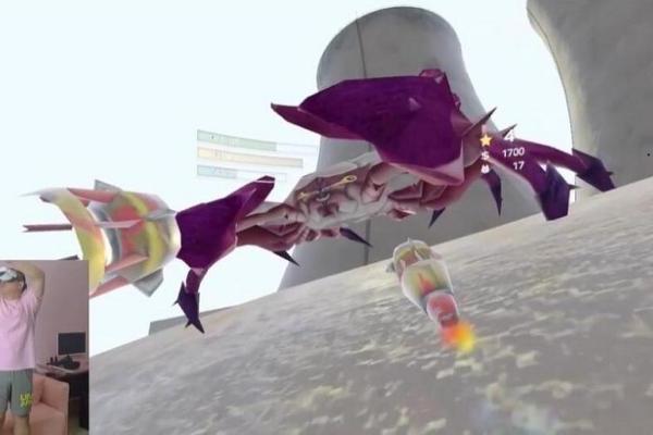 自由飞翔:GTA风格VR飞行游戏「飞行英豪 VR」