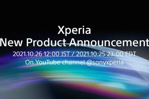 Sony Mobile将于10月26日发布Xperia新品,或为新款VR头显