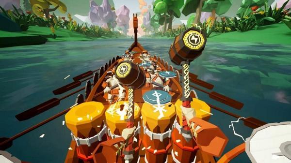 VR节奏音游「Ragnarock」将于10月21日登陆Oculus Quest