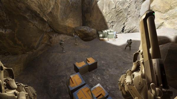 "VR射击游戏「Espire 1:VR Operative」Quest版发布""Invictus""更新"